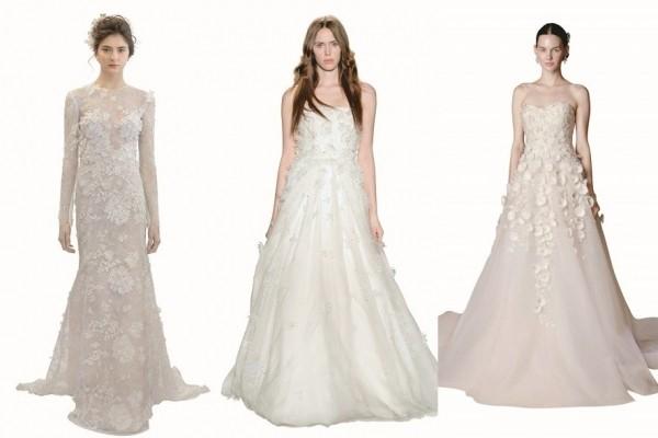 新娘配饰要符合婚纱的风格