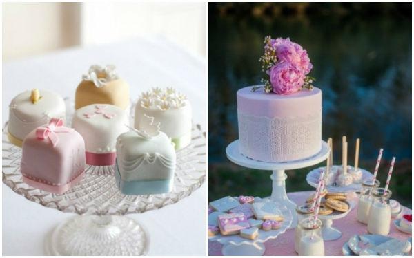 华丽而精致的婚礼蛋糕,你真的舍得吃吗?