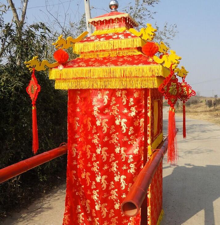 中式婚礼不可缺少的经典物件