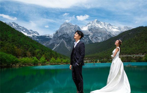 丽江旅拍婚纱照最不能错过的景点