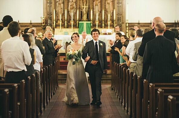 教堂婚礼的婚礼流程 把握好婚礼流程轻松应对婚礼