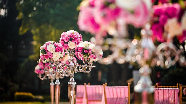 户外婚礼的结婚攻略 打造清新田园风婚礼