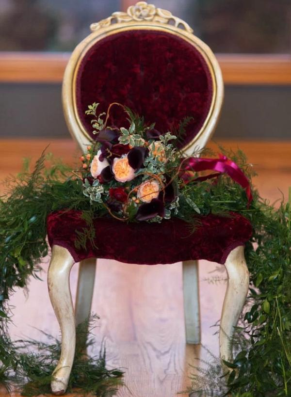 一起来欣赏一场优雅豪华的婚礼
