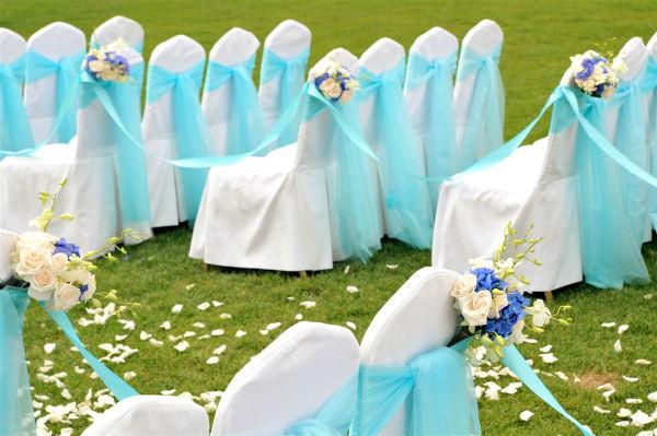 【新人必知】举办户外婚礼注意事项