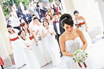西式婚礼习俗 打造传统西式婚礼