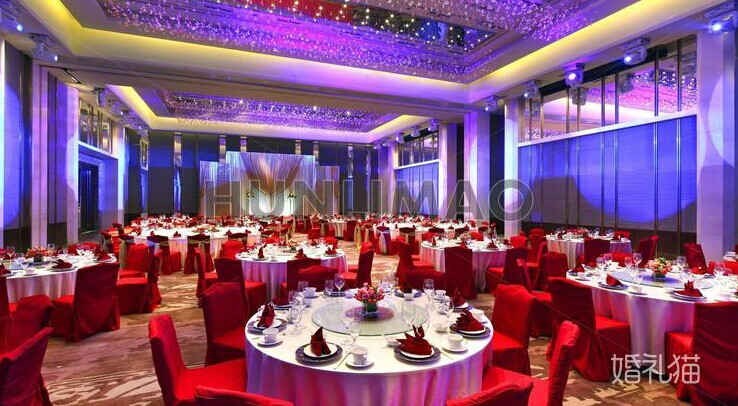 传统的广州婚宴菜单 婚庆酒店菜单设计