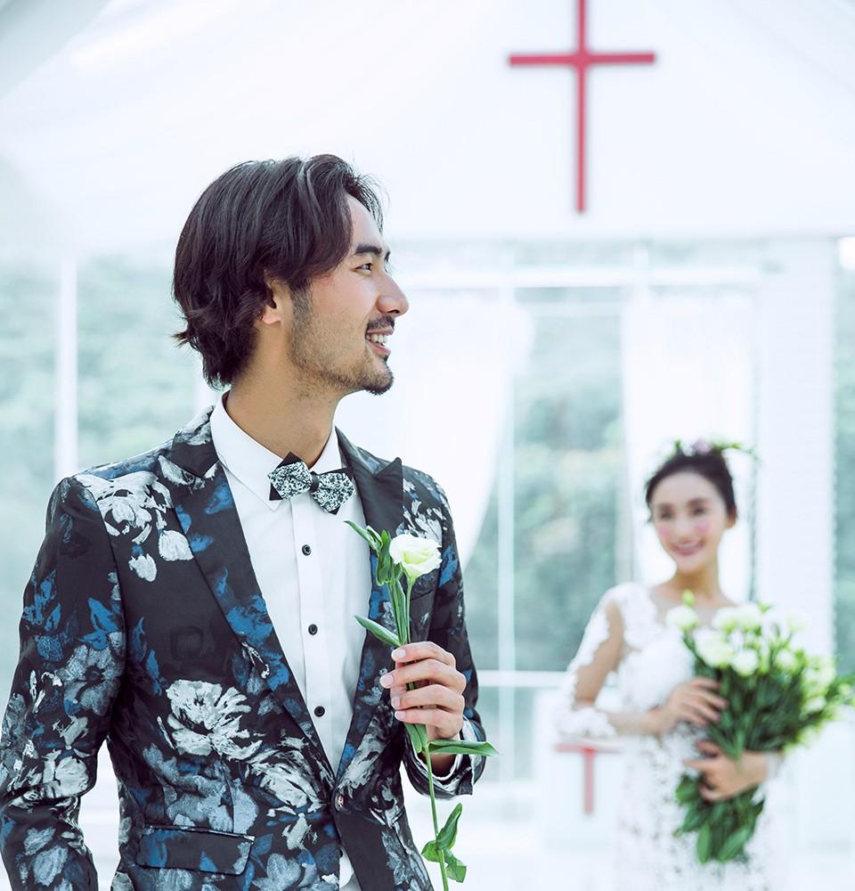 上海婚纱摄影价格如何?新人们如何选择