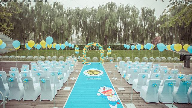 根据婚礼形式挑选婚礼场地