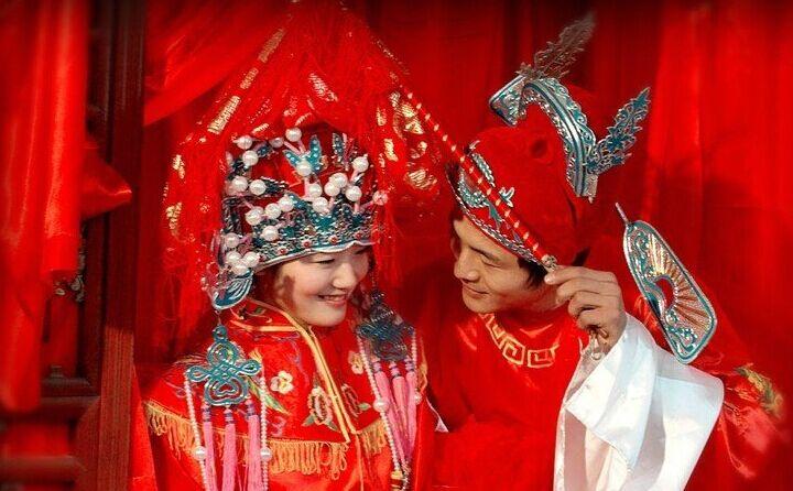 跟婚礼猫学传统婚礼知识 传统婚嫁习俗你知多少