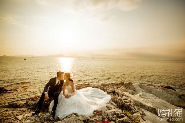 海景婚纱照怎么拍好看?海景婚纱照拍摄技巧