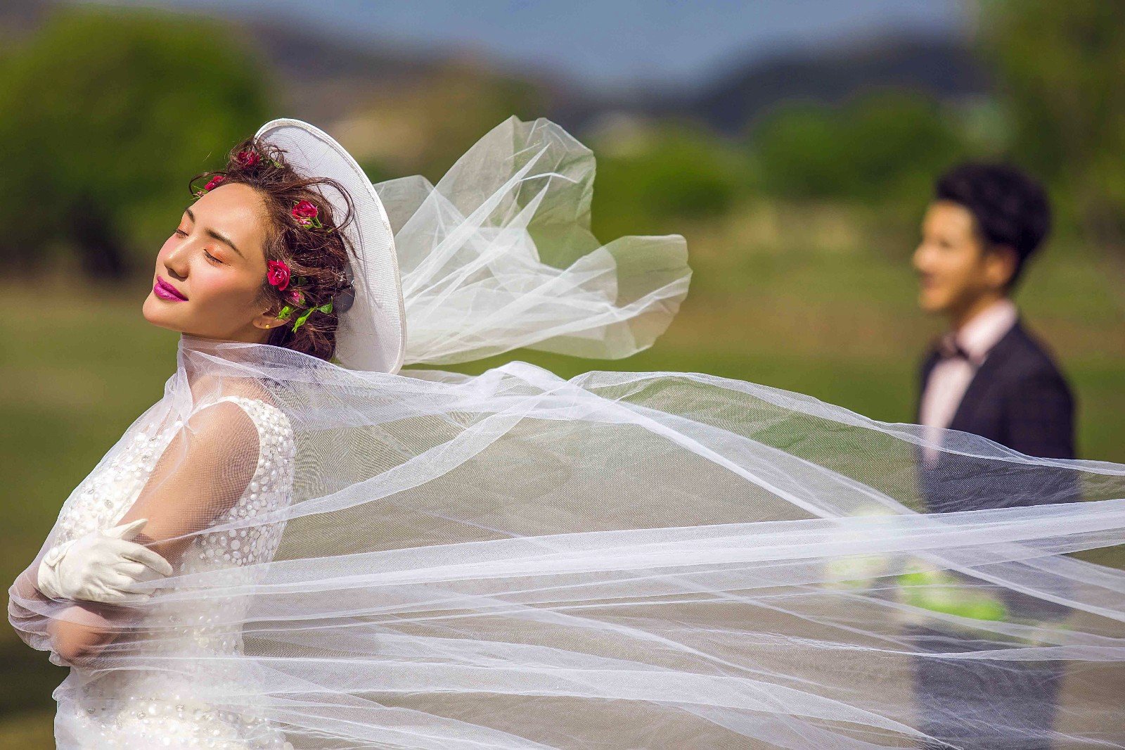 了解保山拍婚纱照注意事项,轻松完成婚纱照拍摄