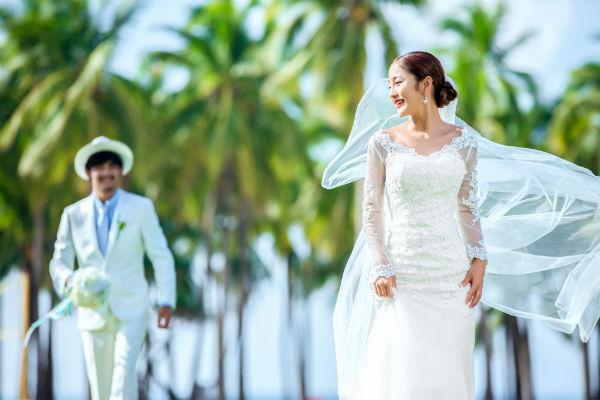 适合三亚旅拍的婚纱照拍摄场景有哪些?