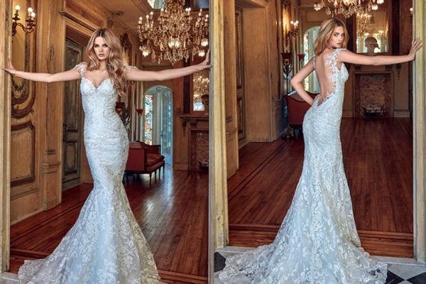 奢华又不失优雅,这些婚纱礼服你值得拥有!