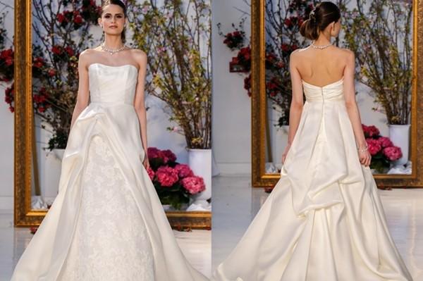 经典优雅的婚纱礼服,不容错过!