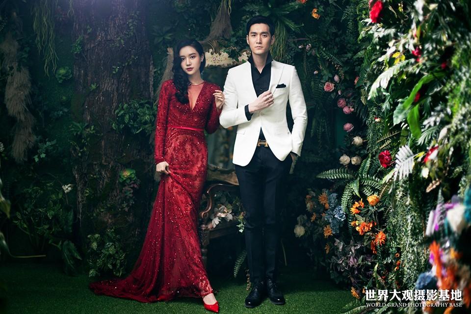 阳江拍婚纱照最好的月份,新人们该如何选择