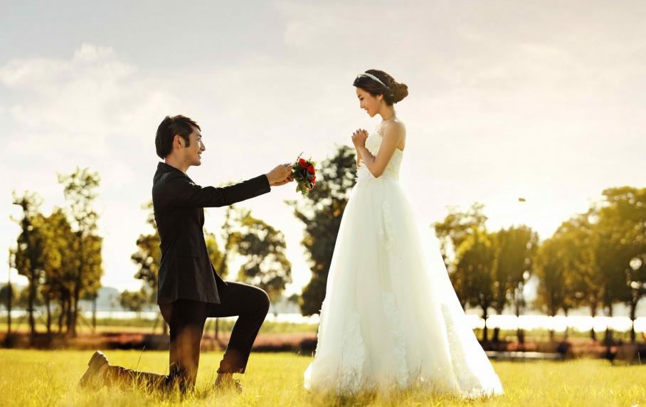 2015最浪漫的几种求婚方式