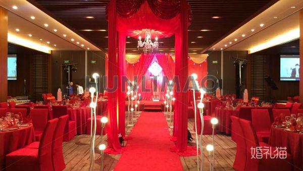 深圳婚宴酒店哪家好?大梅沙京基海湾大酒店