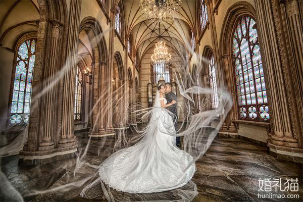 欧式婚纱照风格特点图片
