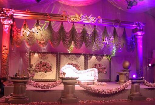 在哪里举办露天婚礼场地?
