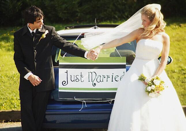预热婚礼当天婚车行走路线