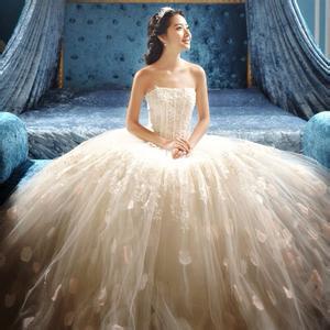 十二星座新娘怎么选婚纱