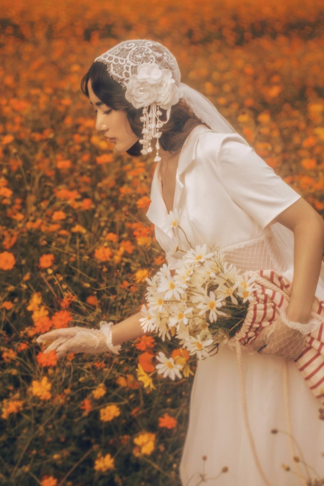 婚纱照时候新娘的淡妆化妆步骤有哪些