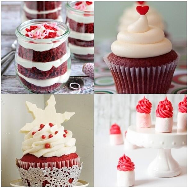 婚礼小蛋糕 让人垂涎欲滴的纸杯蛋糕