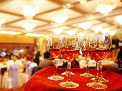 中式婚宴主桌及酒席座位表