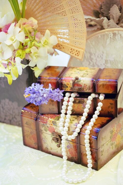珍珠首饰如何保养 珍珠保养技巧 婚礼猫