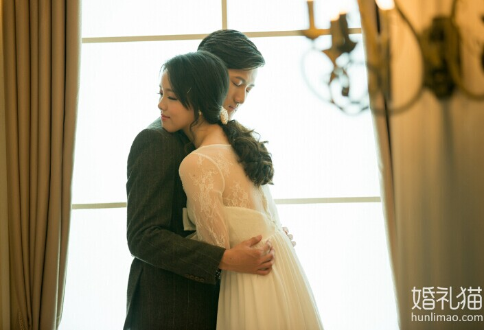 怎么拍摄唯美的韩式婚纱照吧 婚礼猫