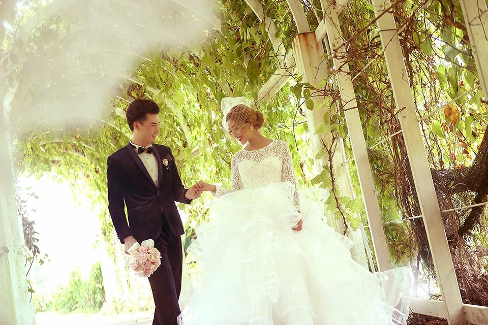 上海婚纱照哪里拍的好,优点是什么