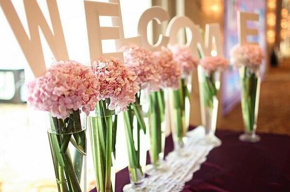 6个婚礼现场鲜花布置技巧,助你打造一场温馨浪漫婚礼