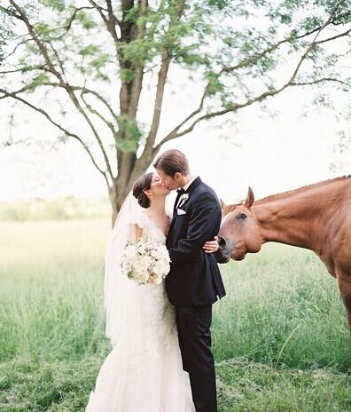 趣味婚纱照 抓拍珍贵有趣时刻