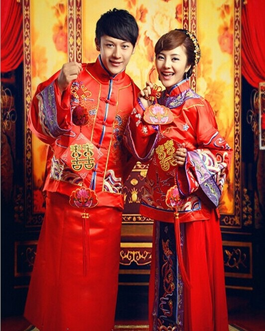 中式婚礼流程表 新人需做到的几个步骤