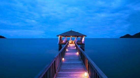 令人向往的蜜月圣地 全球浪漫奇迹之蜜月旅行
