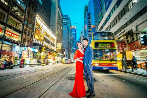 在香港拍旅拍婚纱照是一种什么样的体验?