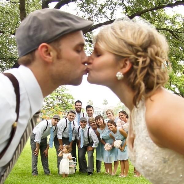 婚礼照片还能这样玩!婚礼照片拍摄创意