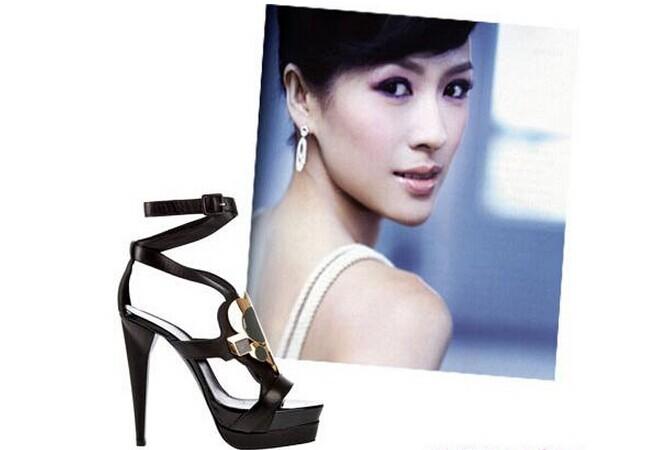 跟明星学穿婚鞋 婚鞋购买的结婚攻略