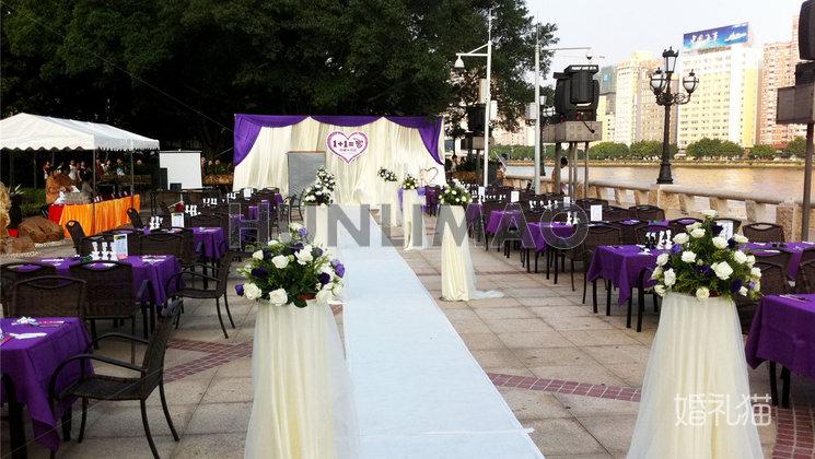 西式婚礼场地