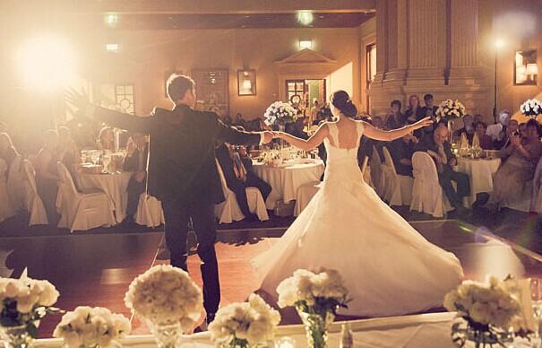 结婚攻略之婚礼中的道具和音响