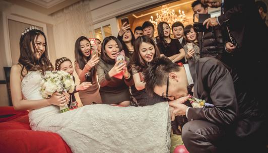 如何让婚宴现场气氛嗨起来?就这三招!