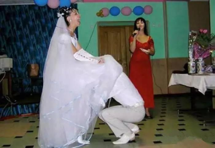 中式婚礼太俗?看了这个才知道什么叫真正的低俗!