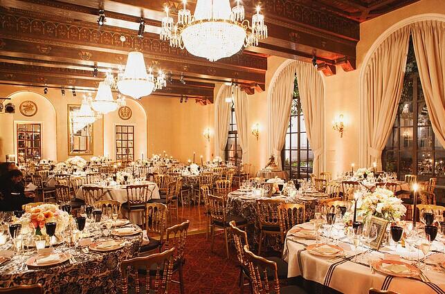 现代风格婚宴婚礼布置的结婚攻略