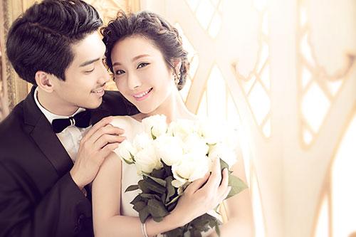 韩式婚纱照,唯美、浪漫、甜蜜的婚纱照就要这样拍!