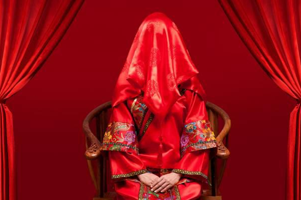 关于新娘红盖头的传说,你都听过吗?