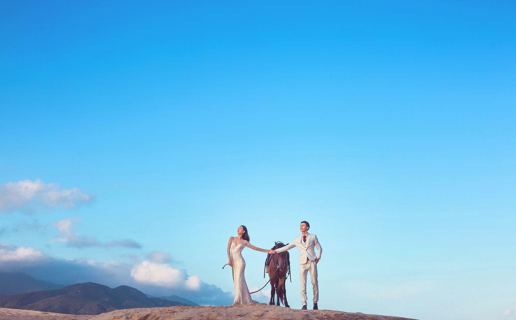 三亚旅拍路线,三亚拍婚纱照最佳月份