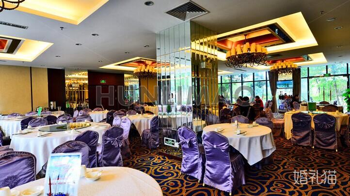 婚礼场地 婚宴桌数 婚宴酒店
