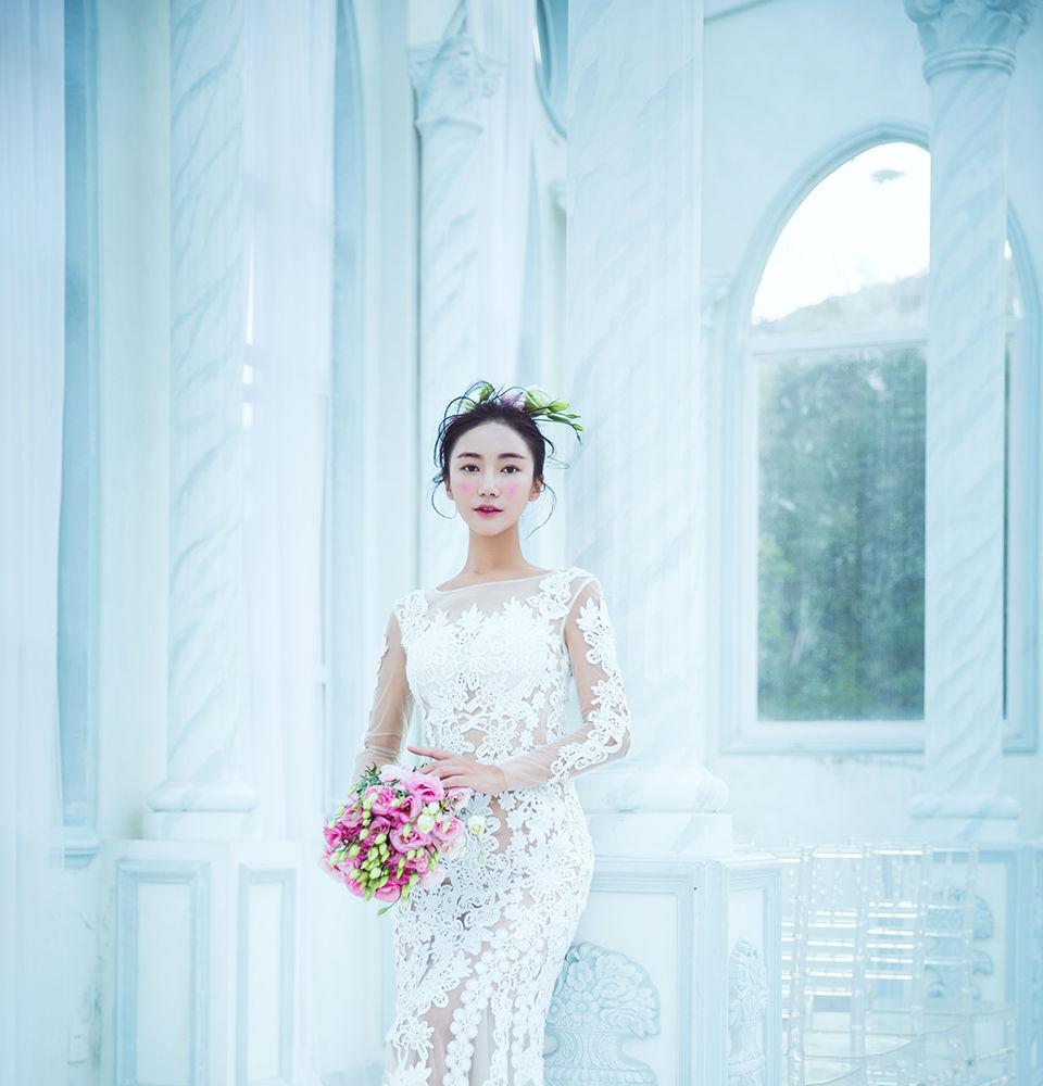 上海婚纱摄影排名,让新人们选择适合自己的婚纱照