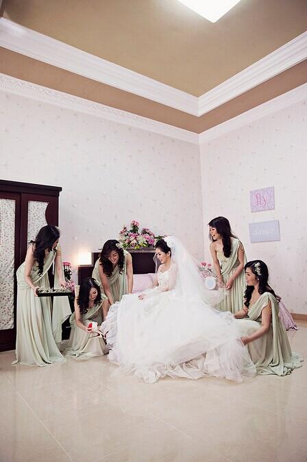 婚礼流程 婚前半年结婚筹备细项