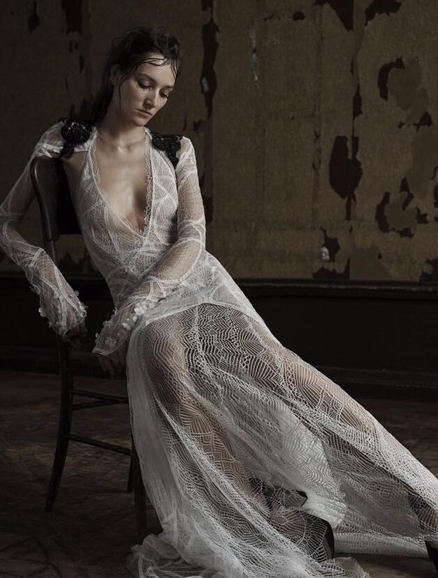 这些令人惊艳的梦幻个性婚纱 你会对哪一款尖叫?
